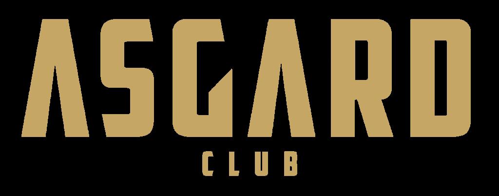 Asgard Club scritta ora